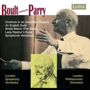 Boult conducts Parry