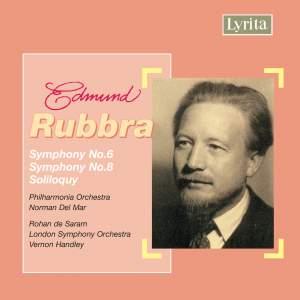 Rubbra: Symphony No. 6, Op. 80, etc.