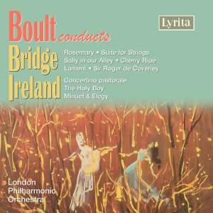 Boult conducts Ireland and Bridge