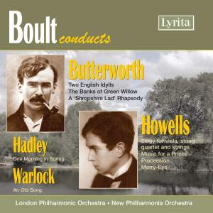 Boult conducts ...