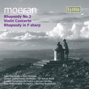 Moeran: Rhapsody No. 2 (1924 rev.1941), etc.