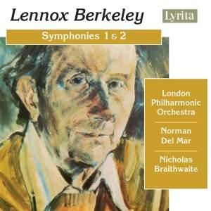 Berkeley - Symphonies Nos. 1 & 2