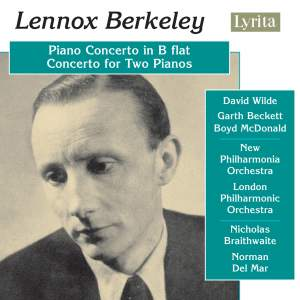 Berkeley: Piano Concerto & Concerto for Two Pianos