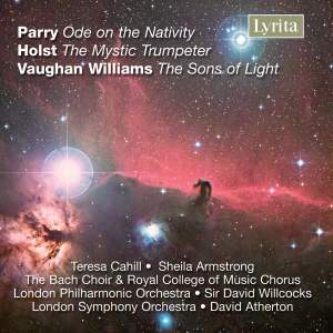 Vaughan Williams: The Sons of Light (Cantata for Chorus and Orchestra), etc.