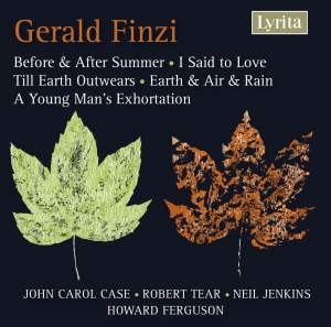 Gerald Finzi - Songs