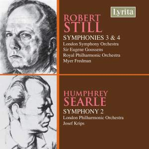 Robert Still & Humphrey Searle - Symphonies