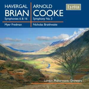 Brian & Cooke - Symphonies
