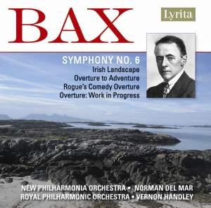 Bax - Symphony No. 6