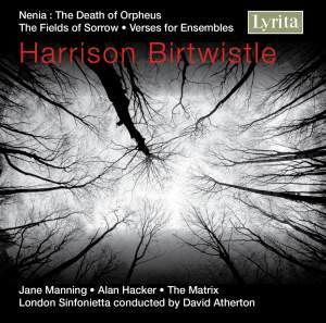 Birtwistle - The Fields of Sorrow