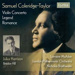 Coleridge-Taylor: Violin Concerto & other works