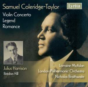 Coleridge-Taylor: Violin Concerto & other works