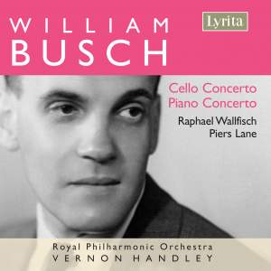 William Busch - Cello & Piano Concerto