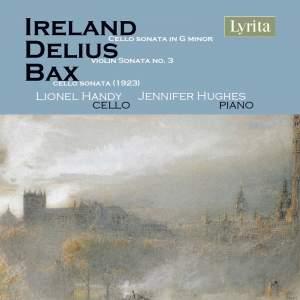British Cello Sonatas