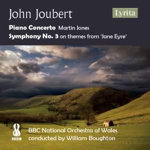 Joubert: Piano Concerto & Symphony No. 3