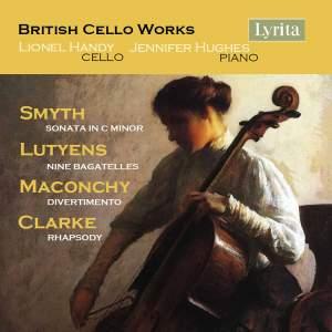 British Cello Works