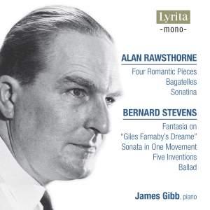 James Gibb plays Rawsthorne & Stevens