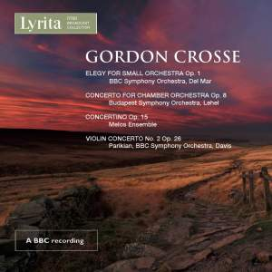 Crosse: Orchestral Works