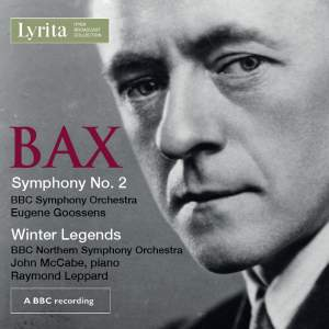 Bax: Symphony No. 2 & Winter Legends Product Image