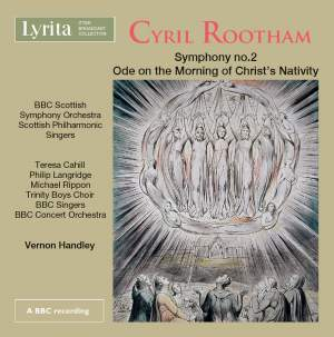 Cyril Rootham: Symphony No. 2 & Ode on the Morning of Christ's Nativity Product Image