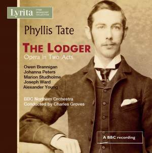 Tate, P: The Lodger Product Image