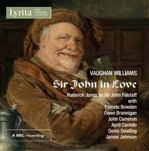 Vaughan Williams: Sir John in Love