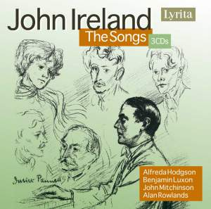 John Ireland - The Songs