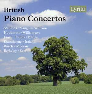 British Piano Concertos Product Image