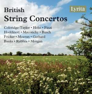 British String Concertos Product Image