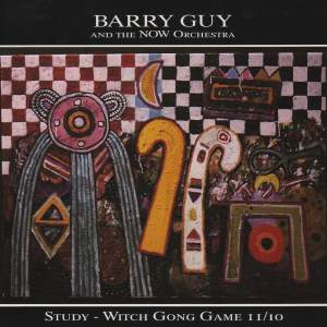 Barry Guy: Study - Witch Gong Game II / 10