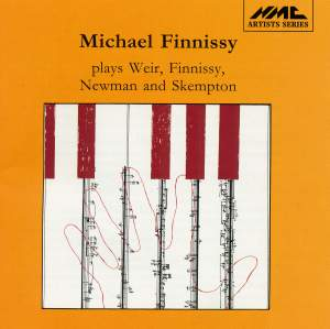 Michael Finnissy plays Weir, Finnissy, Newman & Skempton