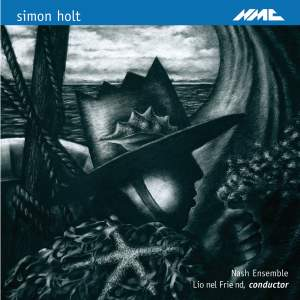Simon Holt: …era madrugada, Shadow Realm, Sparrow Night & Canciones