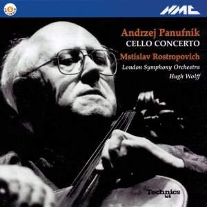 Panufnik, A: Cello Concerto