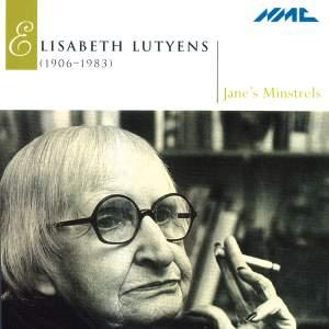 Elisabeth Lutyens: Chamber Concerto No. 1 & other chamber works