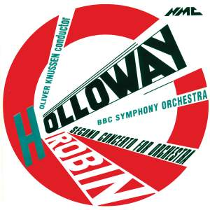 Holloway, R: Concerto for Orchestra No. 2