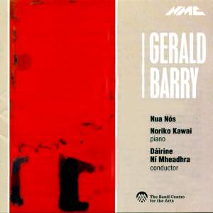 Gerald Barry - Chamber Music