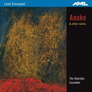 Gordon Cresswell: Anake