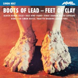 Simon Holt: Boots of Lead