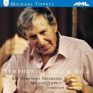 Tippett: Symphonines Nos. 2 & 4