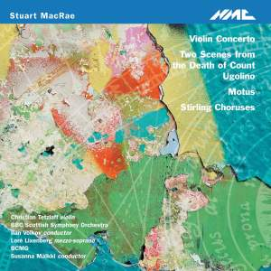 Stuart MacRae: Violin Concerto Product Image