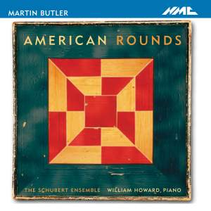 Martin Butler - American Rounds