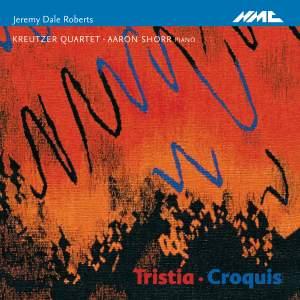 Jeremy Dale Roberts - Tristia & Croquis Product Image