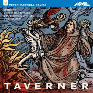 Davies, Peter Maxwell: Taverner Product Image