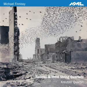 Michael Finnissy: String Quartets Nos. 2 & 3