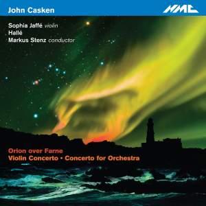 John Casken: Orion over Farne