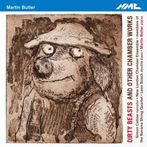 Martin Butler: Dirty Beasts