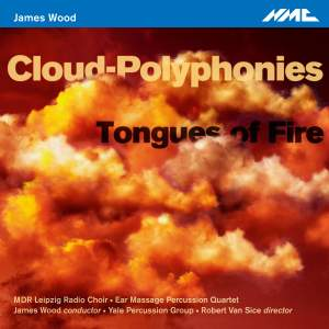James Wood: Cloud-Polyphonies