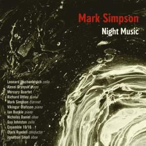 Mark Simpson: Night Music Product Image