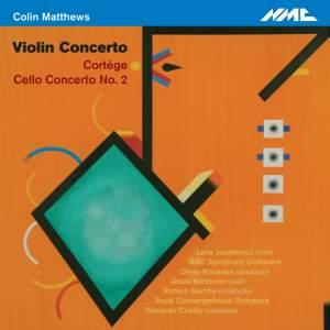Colin Matthews: Violin Concerto