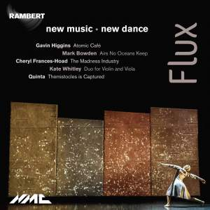 Flux: New Music – new dance Product Image