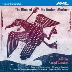 Howard Skempton: The Rime of the Ancient Mariner Product Image